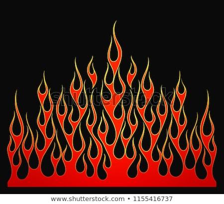 Flaming HOT Stock photo © ArenaCreative
