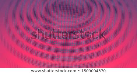 水分 · 波 · 単純な · クリーム · 浅い - ストックフォト © arenacreative