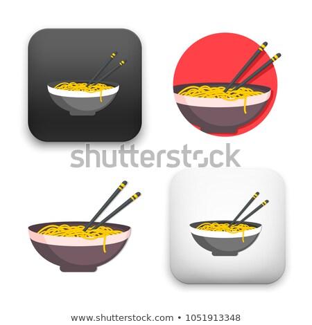 Kína · finom · fogad · édes · mártás · étel - stock fotó © artlens