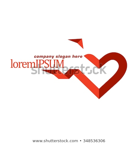 abstract medical background save life heart stock photo © smeagorl