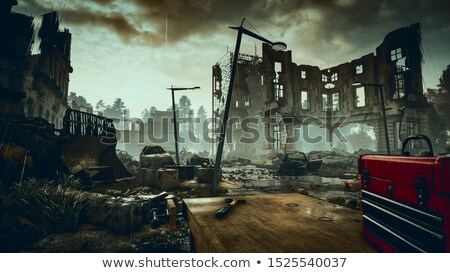 Stock photo: War concept