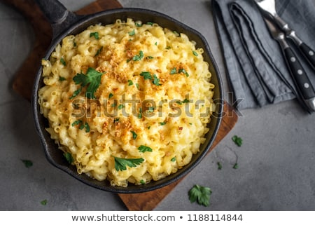 Macarrones queso imagen alimentos caliente gráfico Foto stock © cteconsulting