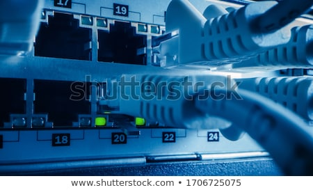 Görüntü ağ değiştirmek iş teknoloji Stok fotoğraf © Bumerizz