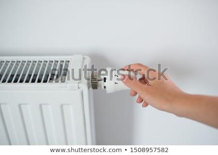 Thermostat valve Stock photo © bubutu