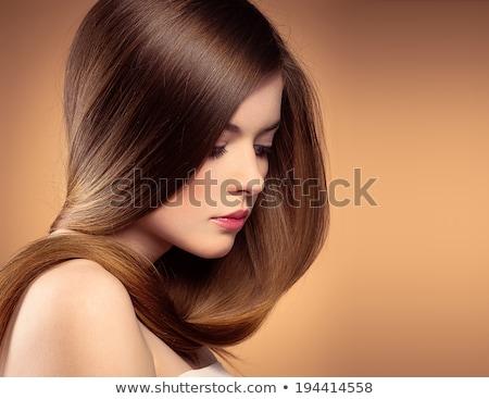 Portrait jeune femme nude fille mode Photo stock © majdansky