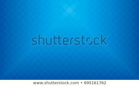Blue Checkered Abstract Background Stok fotoğraf © ALMAGAMI