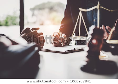 Legal Support Stock photo © Lightsource