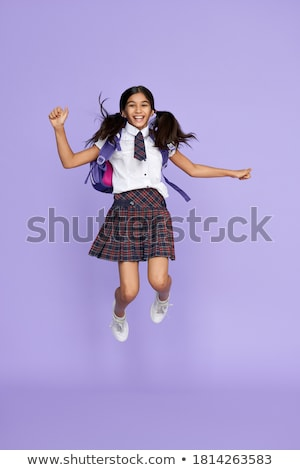 Crazy adolescenza veloce attrazione parco di divertimenti Foto d'archivio © tilo