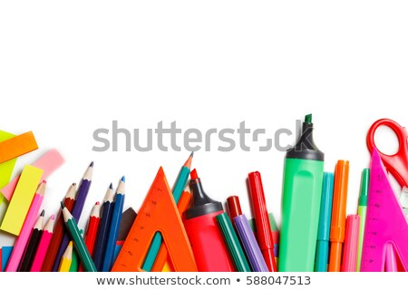 Double pencil sharpener over white. Stock photo © lucielang