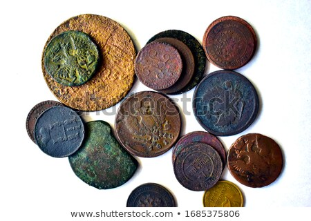 Old russian money stock photo © koldunov