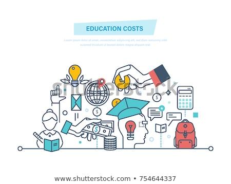 education cost stock photo © lightsource