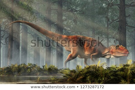 Giganotosaurus Stock photo © bluering