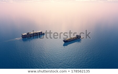 Shipping And Cargo Help Stock photo © Lightsource