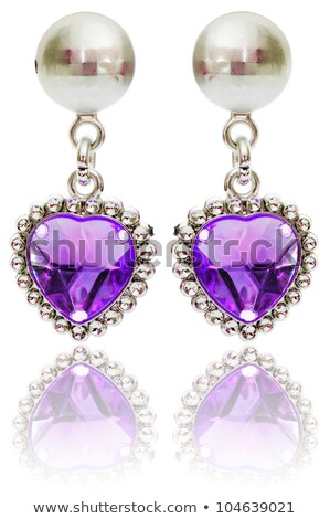 precious stones in heart shape  Stock photo © blackmoon979