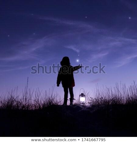 Catching stars. stock photo © Fisher