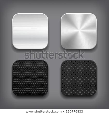 Gümüş örnek vektör bilgisayar Internet Stok fotoğraf © yo-yo-