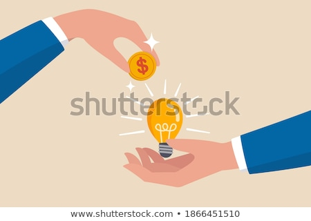Get Started With Crowdfunding, Financing New Idea Stock photo © robuart