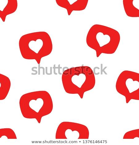 Aprovado vetor símbolos linear pictogramas Foto stock © pikepicture