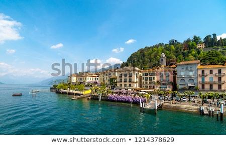 Bateau pier Italie nature été vacances Photo stock © boggy