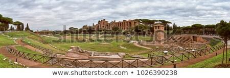 цирка древних римской стадион холме Италия Сток-фото © Zhukow