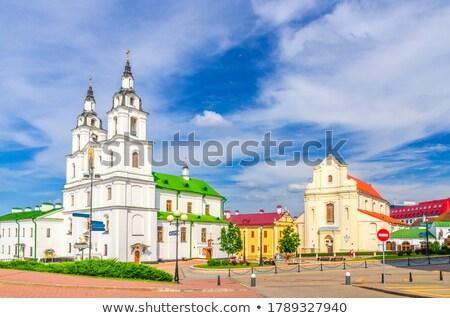 Church of St. Joseph, Minsk, Belarus  Stock photo © borisb17