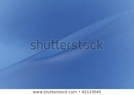 Blown Sand Turned Artistic Arctic Blue  Stock photo © tobkatrina