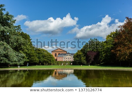 Prince-electors Palace in Trier Stock photo © aladin66