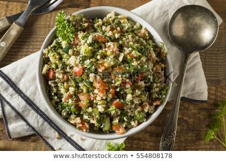 tabouli salad stock photo © sahua
