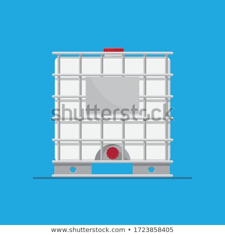 Large tanks  stock photo © CaptureLight