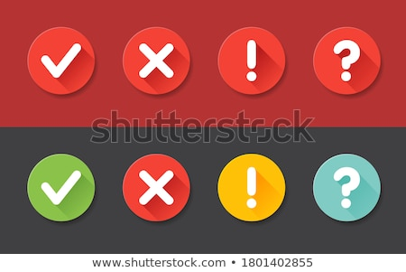 Stock photo: Yes No And Maybe Check Boxes