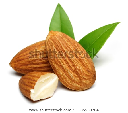 almond nuts stock photo © microolga