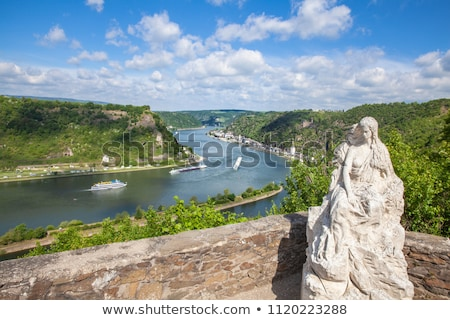 loreley,  Stock photo © rbouwman