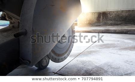 Concrete Saw Stock photo © creisinger