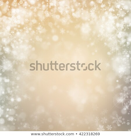 sad angel with snowflakes stock photo © dolgachov
