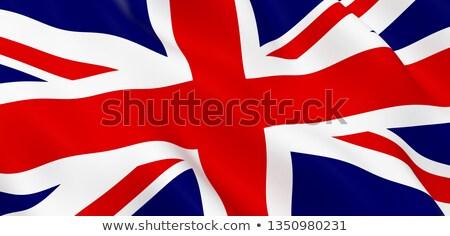 英国の ユニオンジャック フラグ 背景 カラー ストックフォト © latent