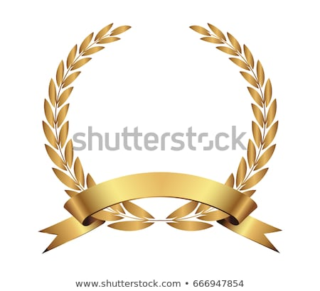 Golden Wreath stock photo © fixer00