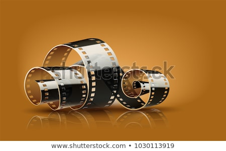 Motion Picture Stock photo © idesign