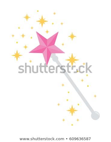 princess · odizolowany · biały · magic · bajki · uciec - zdjęcia stock © kitch