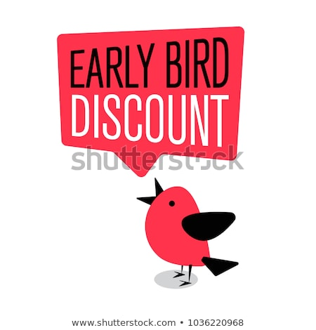 Early Bird Stock photo © Lightsource