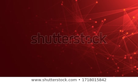 malware on dark digital background stock photo © tashatuvango