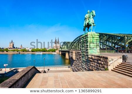 fotografii · piękna · zamek · budynku · lasu · ściany - zdjęcia stock © meinzahn