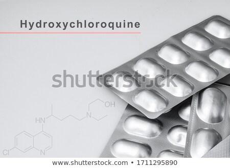 exibir · médico · comprimido · diagnóstico · preto · estetoscópio - foto stock © tashatuvango