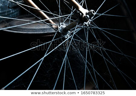Abandoned Bicycles Stock photo © zhekos