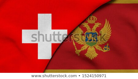 Switzerland and Montenegro  Stock photo © Istanbul2009