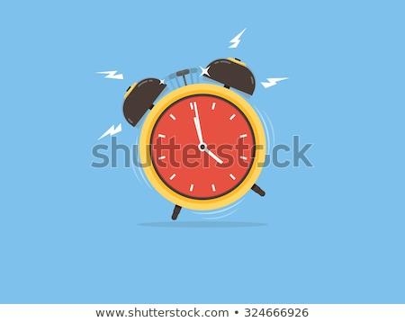 dijital · çalar · saat · ayrıntılı · örnek · iş · teknoloji - stok fotoğraf © rizwanali3d