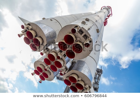space rocket   monument stock photo © paha_l
