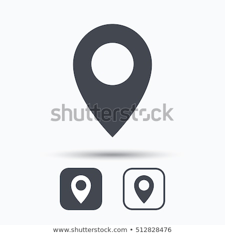 Stock photo: You are here icon