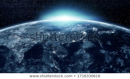 The Earth's surface Stock photo © bluering