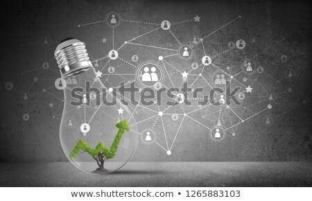 Growing Membership Stock photo © Lightsource
