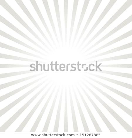 Arte sereno strisce simile retro poster Foto d'archivio © ExpressVectors